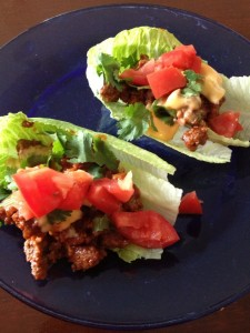 lettuce sloppy joes