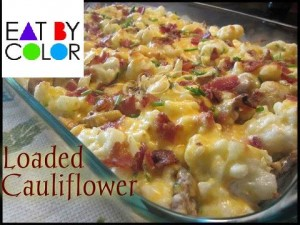 loaded cauliflower EBC